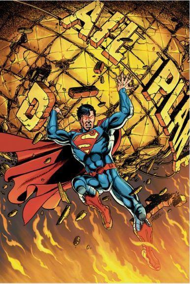 Superman # 1 by George Perez