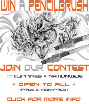 FlipGeeks Pencilbrush Art Contest