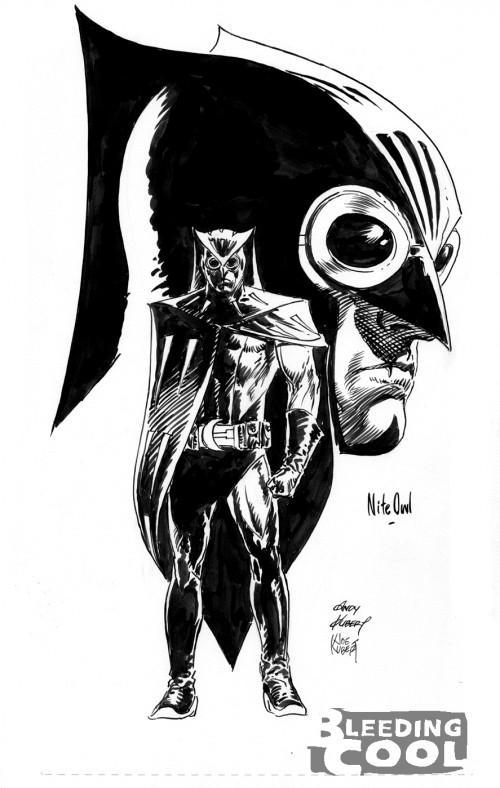 Watchmen Nite Owl