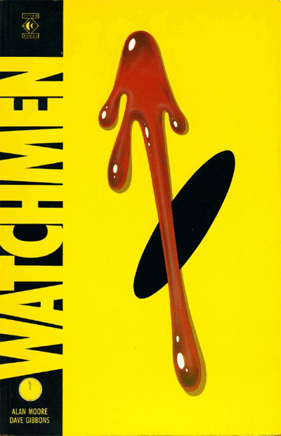 Watchmen Comics Cover