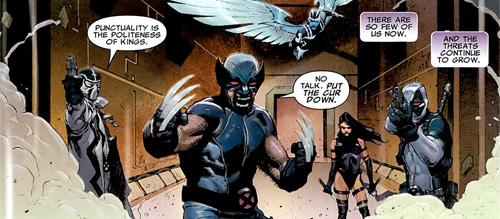 Uncanny X-Force Apocalypse Solution