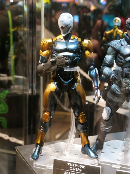 Play Arts Kai Metal Gear Solid Gray Fox figure