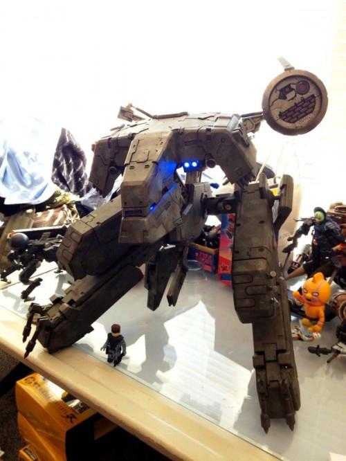 Play Arts Kai Metal Gear Rex