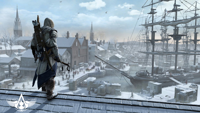 Assassin's Creed 3 Images 01