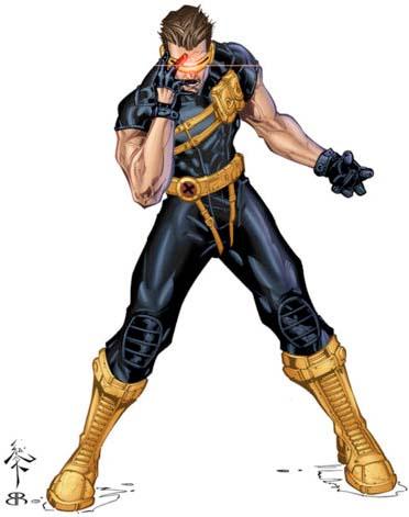 Ultimate X-Men Cyclops