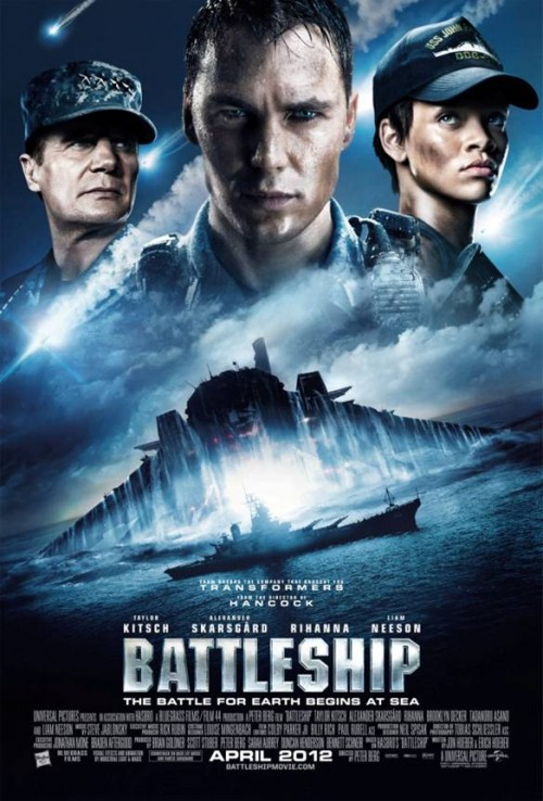 Battleship 2012 movie